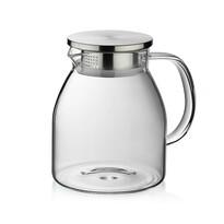 Kela Dzbanek szklany na herbatę LUNA, 1,2 l