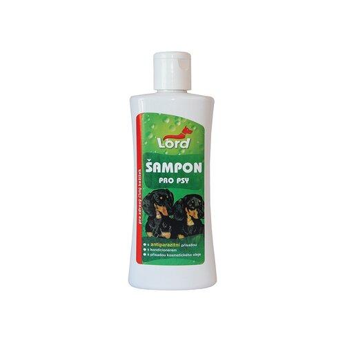 Lord Antiparazitný šampón pre psov, 250 ml