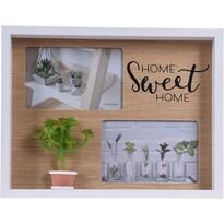 Ramka na zdjęcie Home sweet home, 24 x 31 x 3,5 cm