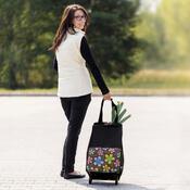 4Home nákupní taška Sára, zelená