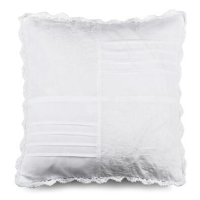 STP gyolcs párnahuzat Fehér, 40 x 40 cm