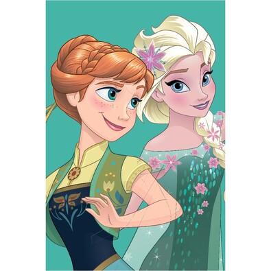 Dětská deka Ledové království Frozen 2016, 100 x 150 cm