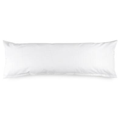 4Home Pótférj Relaxációs párnahuzat  fehér, 50 x 150 cm