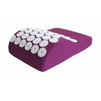 Akupresurní polštář, fialová