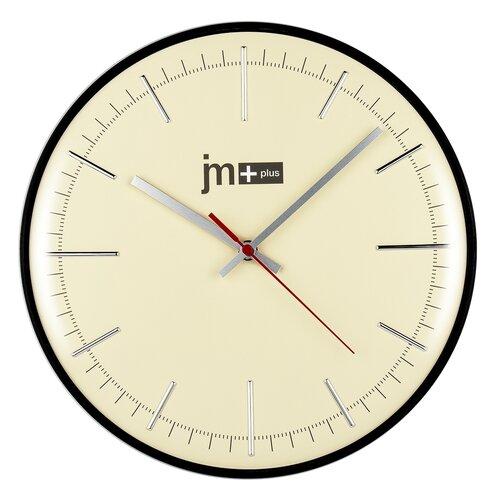 Lowell 14953B Designové nástěnné hodiny pr. 30 cm