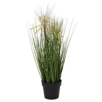 Umělá kvetoucí tráva Tracey, 46 cm