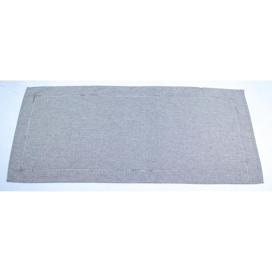 BO-MA Trading Běhoun hnědá, 40 x 90 cm