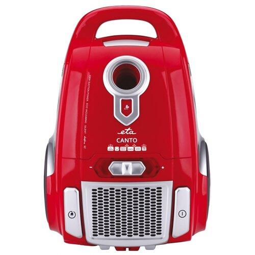 ETA 3481 90000 Canto Podlahový vysavač, červená