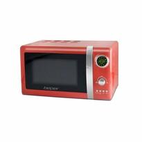 BEPER 90890-R digitálna mikrovlnná rúra s grilom 20 l, červená