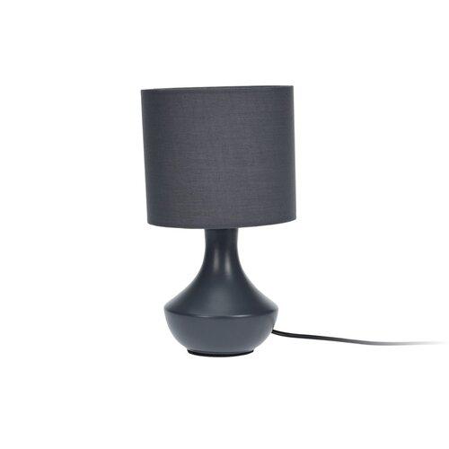 Stolní lampa Silleda, šedá