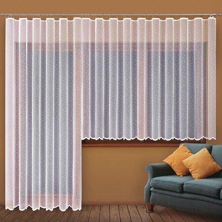 Záclona Dora, 200 x 250 cm