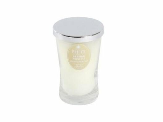 Price´s vonná svíčka ve skle arabská princezna 13 cm