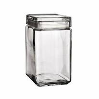 Pasabahce Caserolă cu capac de sticlă, 1,36 l