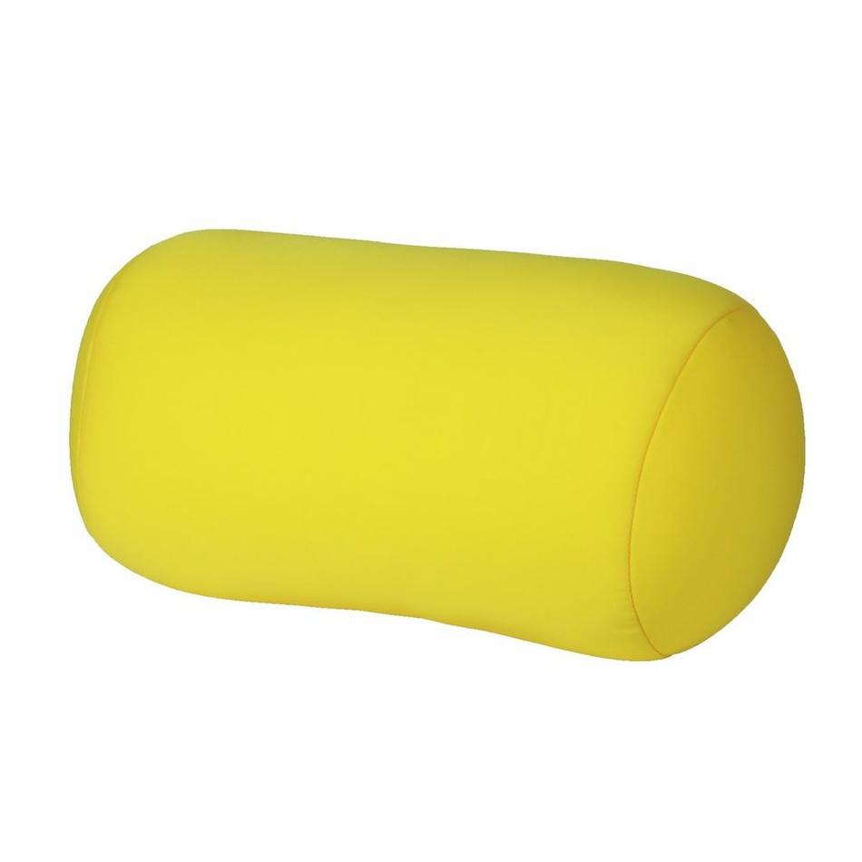 Modom Relaxační polštář s kuličkami Neon, žlutá