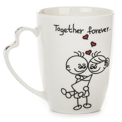 Hrnek Together forever 345 ml
