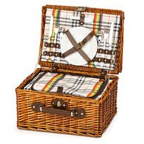 Kosz piknikowy Celestine dla 2 osób + box chłodz.