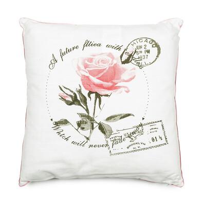 Polštářek Romance Roses, 40 x 40 cm