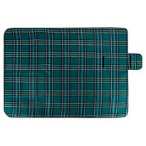 Pikniková deka zelená, 150 x 200 cm
