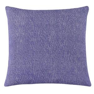 Polštářek Ivo UNI fialová, 45 x 45 cm
