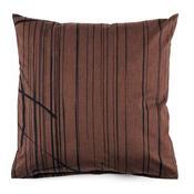 Matějovský povlak na polštářek Eternity Choco, 40 x 40 cm