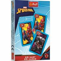 Trefl Čierny Peter Marvel Spiderman