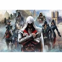 Trefl Puzzle Assassins Creed Bojovníci, 1500 dielikov