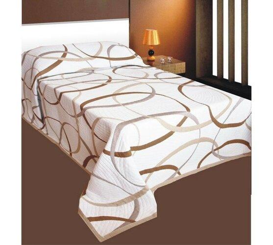 May ágytakaró barna, 240 x 260 cm