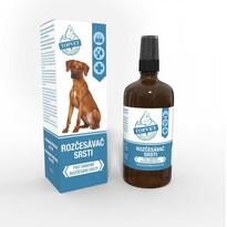 Topvet Rozčesávač srsti pre psov, 100 ml