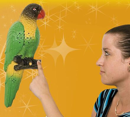 Záznamník Papoušek