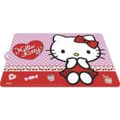 Prostírání Hello Kitty red, 43 x 29 cm