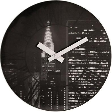 Nextime 3005 The City nástěnné hodiny