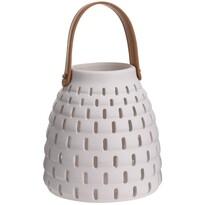 Koopman Felinar ceramic Karima, alb