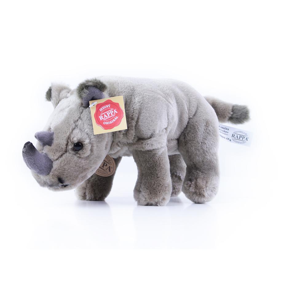 Rappa Plyšový nosorožec, 23 cm