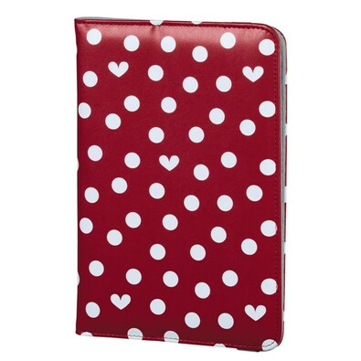 "ELLE Hearts & Dots obal na tablet do 25,6 cm (10,1""), s funkcí stojanu"