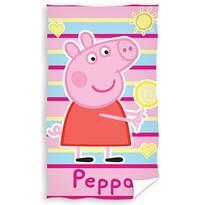Detský uterák Prasiatko Peppa, 30 x 50 cm