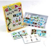Didaktická hra Gama 7, vícebarevná