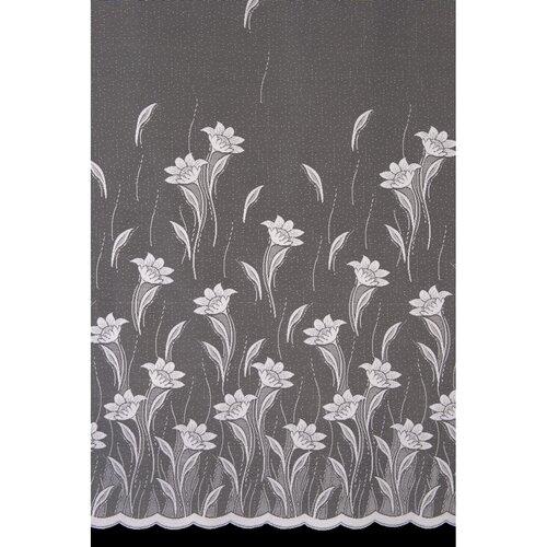 4Home Záclona Flowers, 200 x 250 cm