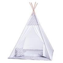 Woody TEEPEE gyermek sátor, 170 x 124 cm