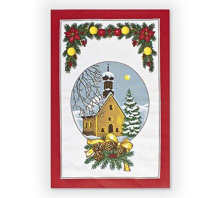 Sada vánočních utěrek, 45 x 65 cm, sada 2 ks
