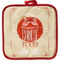 Domarex Cucine Mondo China konyhai edényalátét, 20 x 20 cm