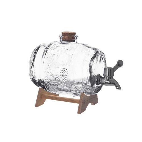 Butoiaș Orion, cu robinet și suport, 1 l