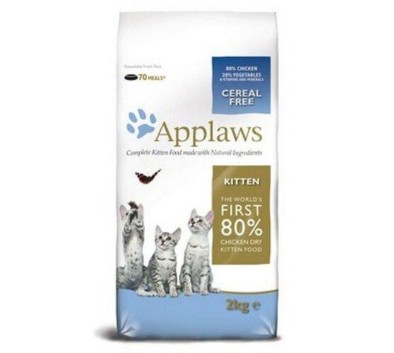 Applaws granule pro koťata Kitten Chicken 7,5 kg