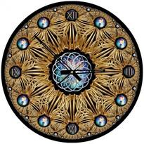 Art Puzzle hodiny Zlaté, 570 dílků