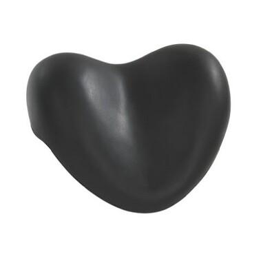 Wenko polštářek na vanu černá