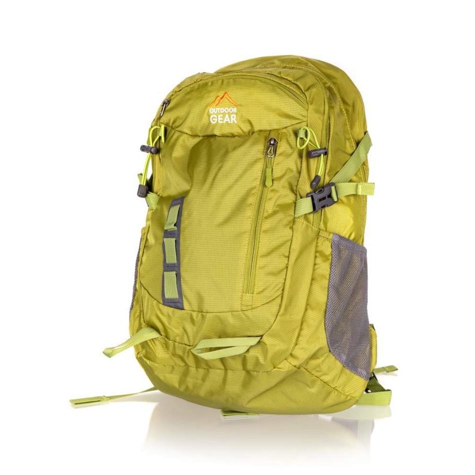 Outdoor Gear Turistický batoh Track zelená, 33 x 49 x 22 cm