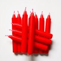 Set de lumânări pentru clopoţele tradiţionale Pom, 12 buc.