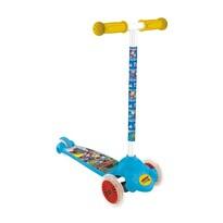 Dětská koloběžka s 3 kolečky Twist Mickey, modrá