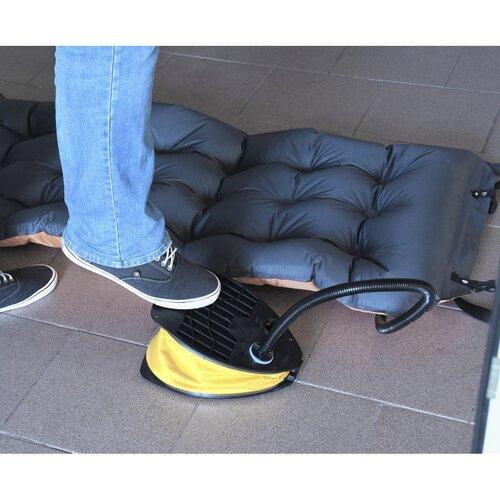 Cattara Kempingová nožní pumpa, 31 x 21 x 7 cm