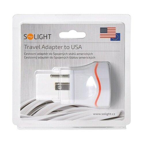 Solight PA01-USA Cestovný adaptér pre použitie v USA