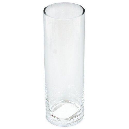 Skleněná váza Thann čirá, 25 cm